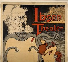 Poster for Ibsen Theater