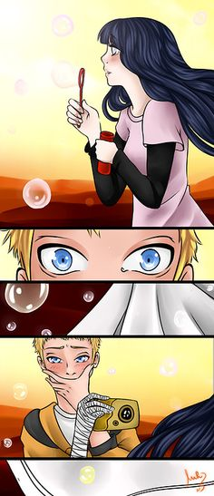 """Happy new year!! Well lets try some NaruHina month…  1st day - Sunshine  """"So it was when the saw against the sunlight I realized …  There is nothing I love more in the world than you.  You are my sunshine """"  Enjoy it!! =D"""