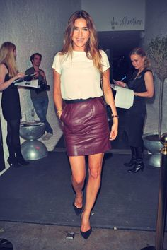 Lisa Snowdon in the Kelly Hoppen Smallbone