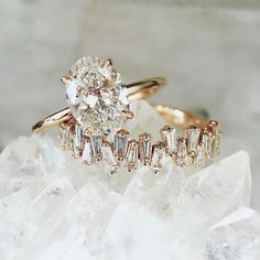 Yup. In love with this. Just everything. Yellow gold.