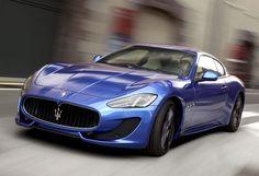 Maserati Granturismo Sport (2012)