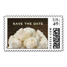 ==>>Big Save on          	White Roses & Barnwood Wedding Save the Date Postage Stamps           	White Roses & Barnwood Wedding Save the Date Postage Stamps so please read the important details before your purchasing anyway here is the best buyHow to          	White Roses & Barnwoo...Cleck Hot Deals >>> http://www.zazzle.com/white_roses_barnwood_wedding_save_the_date_postage-172800165382495958?rf=238627982471231924&zbar=1&tc=terrest