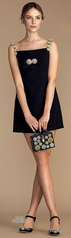 Dolce & Gabbana SS2016 Women's Fashion RTW | Purely Inspiration