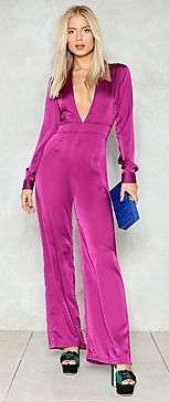 SK Jumpsuit - Nasty Gal Fashion
