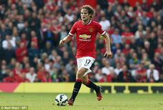 Louis van Gaal has found one of the key missing ingredients for his Manchester United side in midfielder Daley Blind, according to former Red Devils defender Paul McGrath. Daley Blind, Manchester United Football, Professional Football, Old Trafford, Man United, Premier League, Acting, The Unit, Manchester United
