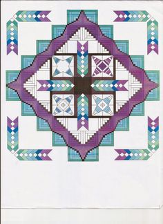 Dreamworthy Quilts: Free Pattern for a QAL starting January 20th