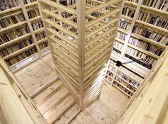 ark tower - installation victoria + albert - london - rintala eggertsson - 2010