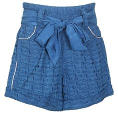 Eyelet Shorts from Cupcakes and Pastries