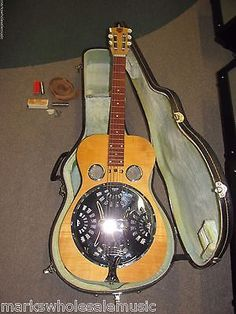 Beautiful 1981 Dobro Square Neck Resonator Guitar  World-wide Ship - http://www.dobroguitar.org/for-sale/beautiful-1981-dobro-square-neck-resonator-guitar-world-wide-ship/20891/