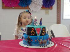 Best FROZEN cake ever!