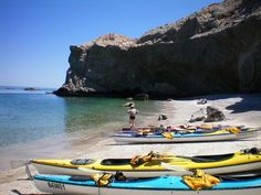 canoeing in the ocean | Kayaking the Sea of Cortez | Sea of Cortez