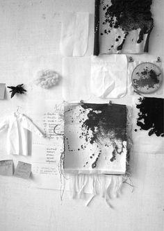 Coup de foudre pour ce magnifique projet de Sveta Axonova. Cette designer textile a utilisé 9 chemises blanches comme point de départ de ses expérimentations. Disposées les unes à côté des autres s…