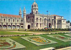 Mosteiros dos Jerónimos, Lisboa