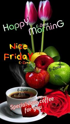 Good Morning Friday, Happy Morning, Goeie More