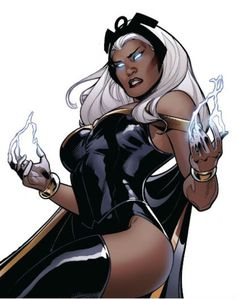 Storm by Terry Dodson