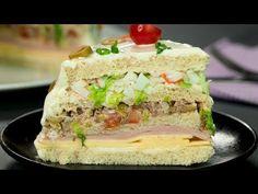 Uitați de salata Boeuf și preparați aceast aperitiv extraordinar de Revelion! | SavurosTV - YouTube Roasted Eggplant Dip, Enjoy Your Meal, Christmas Cooking, Carne, Tapas, Sandwiches, Brunch, Appetizers, Food And Drink