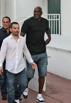 13328142a5670e Michael Jordan wearing Air Jordan 11 Concord Sneakers Scheduled to Release  on 12 23