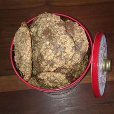 Oatmeal Chocolate  Coconut Chewy Allrecipes.com