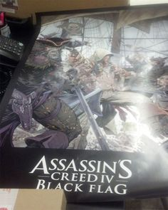 Some fresh Information on Assassins Creed IV.