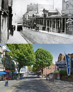 Bristol Then & Now - Union Street | by brizzle born and bred