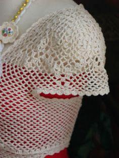 Yari, crochet y mas: BoleroHola, este es un bolero q se puede usar dife...