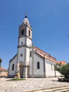 Igreja de Fátima Velha in Ourém, Santarém
