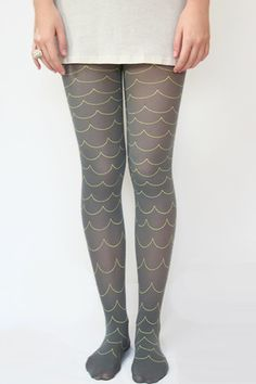 Hansel From Basel  Curtain Tights