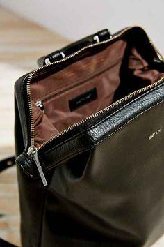 Matt Amp Nat Fabi Vegan Leather Laptop Backpack