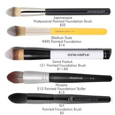"""Explore our web site for more info on """"mascara dupes"""". It is a superb spot to read more. Makeup Brush Dupes, Drugstore Makeup, Makeup Brushes, Makeup Sponges, Beauty Dupes, Beauty Makeup, Skin Makeup, Beauty Hacks, Elf Foundation Brush"""