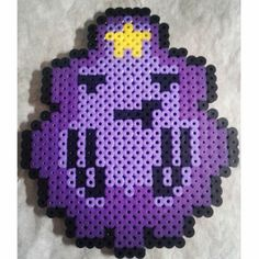 LSP Adventure Time perler beads by giwintter