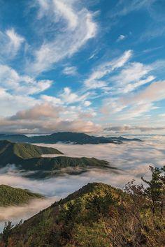 The Yeongnam Alps