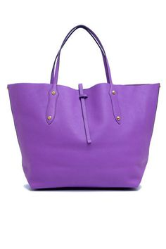 Large Isabella Tote Lilac – Annabel Ingall