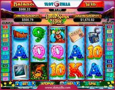 Loch Ness Loot free #slot_machine #game presented by www.Slotozilla.com - World's biggest source of #free_slots where you can play slots for fun, free of charge, instantly online (no download or registration required) . So, spin some reels at Slotozilla! Loch Ness Loot slots direct link: http://www.slotozilla.com/free-slots/loch-ness-loot