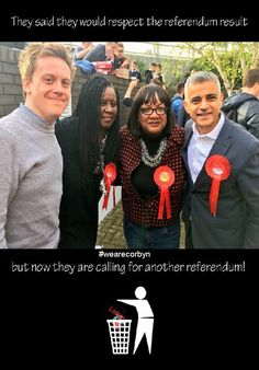 Scum Of The Earth, Vote Leave, Enemy Of The State, Eyes Wide Shut, Labour Party, Common Sense, Bullshit, Then And Now, Great Britain