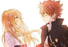 ~Picture~~Nalu~ Is it bad I like this better than Mashima-san's art?