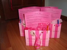Great idea for bachelorette party!