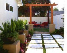 Japanese Garden Gates | Home design, Japanese Modern Garden Design With Gate: Wonderful ...
