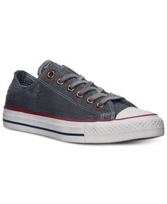Converse Men's Chuck Taylor All Star Destroy Denim Casual Sneakers from Finish Line