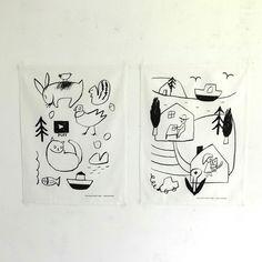 Japanese Illustration, Childrens Books, Doodles, Creative, Artwork, Projects, Inspiration, Sketch, Ideas