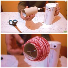 Yarn Hack-Quickest Way to Wind Up Yarn with Electric Mixer #Life, #Hack, #Trick