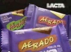 Você se lembra?: Chocolate Aerado Lacta