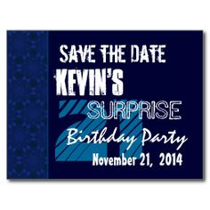 >>>best recommended          	21st Surprise Birthday Save the Date Blue Pattern Postcards           	21st Surprise Birthday Save the Date Blue Pattern Postcards We have the best promotion for you and if you are interested in the related item or need more information reviews from the x customer w...Cleck Hot Deals >>> http://www.zazzle.com/21st_surprise_birthday_save_the_date_blue_pattern_postcard-239964943763023896?rf=238627982471231924&zbar=1&tc=terrest