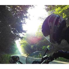 【ogomorim】さんのInstagramをピンしています。 《帰りのやまなみハイウェイは木もれ日をくぐり抜けながら。 やっぱり夏は朝ツーやね! #やまなみハイウェイ  #バイクツーリング  #バイク旅 #バイクのある風景 #motorcycle #ライダー #森林 #木漏れ日 #朝 #forest #sunshine #morning #スマートフォングラファー  #みんなで作ろうソーシャルマップok》
