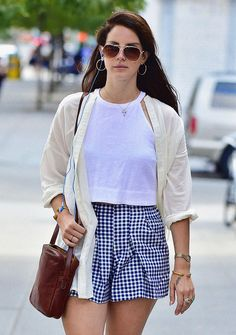 Lana Del Rey in New York // 18.09