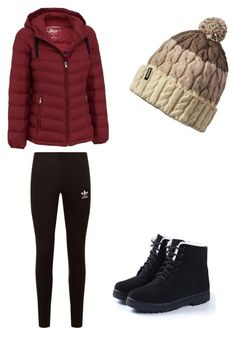 """""""#7"""" by rkays ❤ liked on Polyvore featuring G.H. Bass & Co., adidas Originals and Patagonia"""