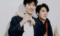 CéCi Magazine, August Issue : Cover Story - Chanyeol and Sehun