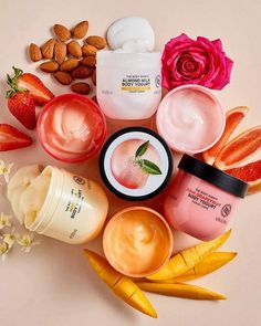 - - (notitle) The body shop Body Shop Tea Tree, The Body Shop, Body Shop At Home, Body Shop Toner, Body Shop Skincare, Almond Yogurt, Pink Body, Shops, Tea Tree Oil