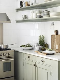 Interiors - Lotta Agaton #kitchen