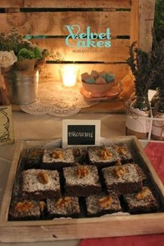 Mesa dulce en Begur