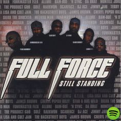 Still Standing, an album by Full Force.. Roxanne Roxanne